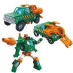 トランスフォーマー Transformers 可動式フィギュア Generations War for Cybertron Earthrise Deluxe Hoist