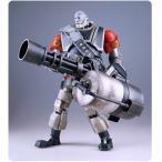 チーム フォートレス スリーエー スリーA ThreeA Team Fortress 2 RED Robot Heavy Action Figure, Not Mint
