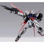 ガンダム Gundam プラモデル Mobile Suit Seed Metal Build Aile Strike 7.1-Inch Model Kit