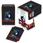 トランスフォーマー Transformers トレーディングカード TCG Trading Card Game Optimus Prime Deck Box
