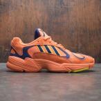 アディダス Adidas メンズ スニーカー シューズ・靴 Yung-1 orange / hi-res orange / shock yellow