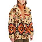 フリーピープル Free People レディース コート アウター Carmella Faux-Fur Coat Multi
