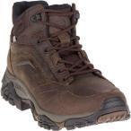ショッピング登山 メレル メンズ シューズ・靴 ハイキング・登山 Moab Adventure Mid Waterproof Boot Dark Earth