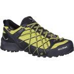 ショッピング登山 サレワ メンズ シューズ・靴 ハイキング・登山 Wildfire GTX Shoe Black Out / Mimosa