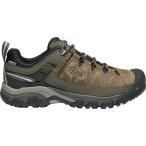 ショッピング登山 キーン メンズ シューズ・靴 ハイキング・登山 Targhee III Waterproof Boot Bungee Cord / Black
