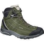 ショッピング登山 アゾロ メンズ シューズ・靴 ハイキング・登山 Nucleon Mid GV Shoe Rifle Green / Silver