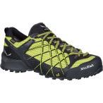 ショッピング登山 サレワ メンズ シューズ・靴 ハイキング・登山 Wildfire GTX Hiking Shoes Black Out/Mimosa
