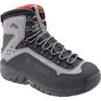 シムズ メンズ シューズ・靴 釣り・フィッシング G3 Guide Boots Steel Grey
