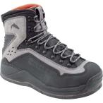 シムズ メンズ シューズ・靴 釣り・フィッシング G3 Guide Felt Boots Steel Grey