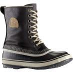 ショッピングスノーシューズ ソレル Sorel レディース スノー シューズ・靴 1964 Premium Canvas Boot Black/Fossil