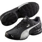 ショッピングプーマ シューズ プーマ メンズ シューズ・靴 Puma Cell Surin 2 Shoes Black/Silver