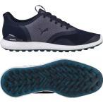 ショッピングプーマ シューズ プーマ レディース シューズ・靴 ゴルフ PUMA IGNITE Statement Low Golf Shoes Navy/White