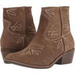ラッキーブランド Lucky Brand レディース ブーツ シューズ・靴 Floriniah Sesame/Taupe Oiled Suede