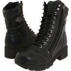 ショッピングハーレーダビッドソン ハーレーダビッドソン レディース ブーツ シューズ・靴 Tessa Black