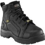 ロックポート Rockport Works レディース シューズ・靴 ブーツ RK465 Black Full Grain Leather