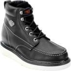 ショッピングハーレーダビッドソン ハーレーダビッドソン Harley-Davidson メンズ シューズ・靴 ブーツ Beau Black