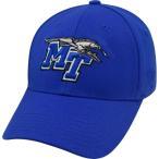 ショッピングmiddle トップオブザワールド メンズ 帽子 Top of the World Middle Tennessee State Blue Raiders Blue Premium Collection M-Fit Hat
