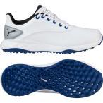 ショッピングプーマ シューズ プーマ メンズ シューズ・靴 ゴルフ PUMA GRIP FUSION Golf Shoes White/Blue