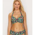 ポアモア Pour Moi レディース トップのみ 水着・ビーチウェア Heatwave Halter Bikini Top Ditsy
