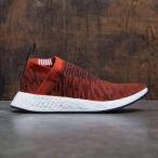 アディダス Adidas メンズ スニーカー シューズ・靴 NMD CS2 Primeknit orange/future harvest/core black