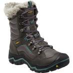 ショッピングスノーシューズ キーン KEEN レディース スノー シューズ・靴 Durand Polar Boot Magnet/Mineral Blue