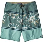 パタゴニア メンズ 海パン 水着・ビーチウェア Stretch Planing 20in Board Shorts Solar Paradise Stripe/Shadow Blue
