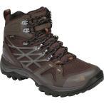 ショッピング登山 ザ ノースフェイス The North Face メンズ シューズ・靴 ハイキング・登山 Hedgehog Fastpack Mid GTX Hiking Boots Chocolate Brown/Cargo Khaki