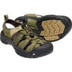 キーン Keen メンズ サンダル シューズ・靴 Newport H2 Sandals Dark Olive Antique Bronze