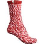 アグ UGG Australia レディース スリッパ シューズ・靴 Cozy Chenille Slipper Socks - Crew Poppy Red