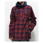 ショッピングボルコム ボルコム VOLCOM メンズ アウター スキー・スノーボード Creedle2Stone Red 10K Snowboard Jacket Red
