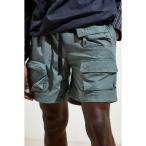 アーバンアウトフィッターズ Urban Outfitters メンズ ショートパンツ カーゴ ボトムス・パンツ UO Utility Cargo Short Dark Green