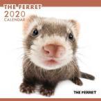 Yahoo!フェレットワールドヤフーショップカレンダー フェレット Artlist Collection THE FERRET 2020フェレットカレンダー カレンダー2020 壁掛け 雑貨 グッズ かわいい 小動物 アニマル 月めくり