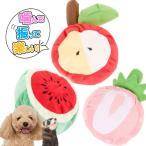 でっかいフルーツフェレット/おもちゃ/トイ/玩具/ペット用おもちゃ/オモチャ/ぬいぐるみ/音鳴り/小型犬/小動物