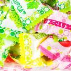 袋入 3つのフルーツキャンディ 1kg 駄菓子 17/0123