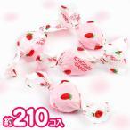 1kg アメハマのいちごミルクキャンディ (約210個前後 2013年4月現在) 駄菓子 13/0425 飴 アメ キャンディ 業務用 徳用 大袋 催促 景品
