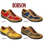BOBSON ボブソン 7623 ネイビー オリーブ イエロー レッド 靴