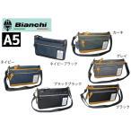 ビアンキ Bianchi 2wayショルダーバッグ クラッチバッグ NBTC46 サコッシュ rowa12