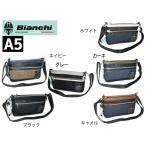 ビアンキ Bianchi ミニショルダー クラッチバッグ ショルダーバッグ 2WAY メンズ レディース TBPI-10 rowa12