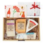 チーズ 詰め合わせ ギフト 4種 セット パルミジャーノレッジャーノ ブリー ゴルゴンゾーラ ゴーダ