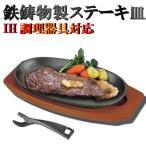 HB-3025 スプラウト 鉄鋳物製ステーキ皿 鉄板 皿 HB-3025 (AP)(QHA1)