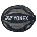 バドミントンカバー トレーニング バドミントン ラケットカバー AC520-007 トレーニング用ヘッドカバー ブラック  (YNX)