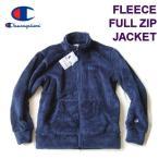 セール!Champion/チャンピオン 【フリースフルジップジャケット】 FLEECE FULL ZIP JACKET C3-L616 ネイビー