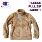 ショッピングFleece Champion/チャンピオン 【フリースフルジップジャケット】 FLEECE FULL ZIP JACKET C3-L616 キャメル