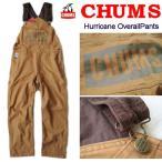 チャムス/CHUMS 【ハリケーンオーバーオールパンツ】Hurricane Overall Pants CH04-1089 サロペット/ブラウンダック