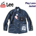 ����ॹ/CHUMS x Lee ����ܥ졼����� �ڥǥ˥५�С�������/�ץ쥤�����㥱�åȡ� Play Loco Lacket��CH04-1131������ǥ���
