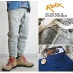セール!ROKX /ロックス 【グースパンツ/GOOSE PANT】 ニットフリースパンツ RXMF6301 グレー