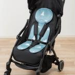 ニトリ Nクールスーパー ひんやりベビーカーシート シロクマ柄ブルー 接触冷感  ベビーグッズ  赤ちゃん 暑さ対策 (NクールSP シロクマ o-i)