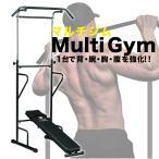 ファイティングロード マルチジム 懸垂 腕立て 腹筋 マシン トレーニングマシン ぶら下がり健康器