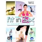 フィット・イン・シックス カラダを鍛える6つの要素 - Wii