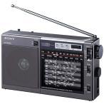 SONY FM/AM/ラジオNIKKEIポータブルラジオ ICF-EX5MK2